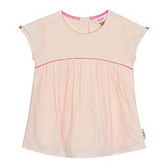 Baker by Ted Baker - Girls' light pink pleated top