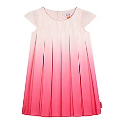 Baker by Ted Baker - Girls' pink ombre effect dress