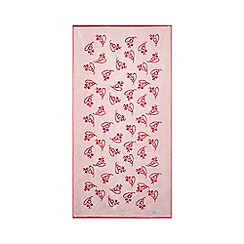 Baker by Ted Baker - Girls' logo print towel