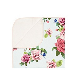 Baker by Ted Baker - White rose blanket