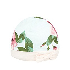 Baker by Ted Baker - Pink rose hat