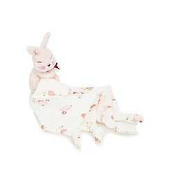 Baker by Ted Baker - Light pink bunny comforter