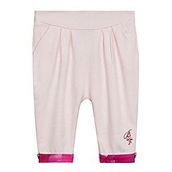 Baker by Ted Baker - Baby girls' pink harem pants