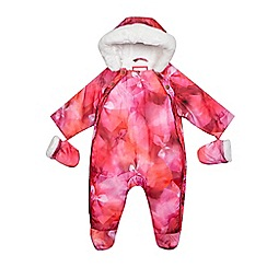 Baker by Ted Baker - Girls' Pink Ted Baker snowsuit