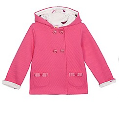 Baker by Ted Baker - Girls' pink quilted jacket