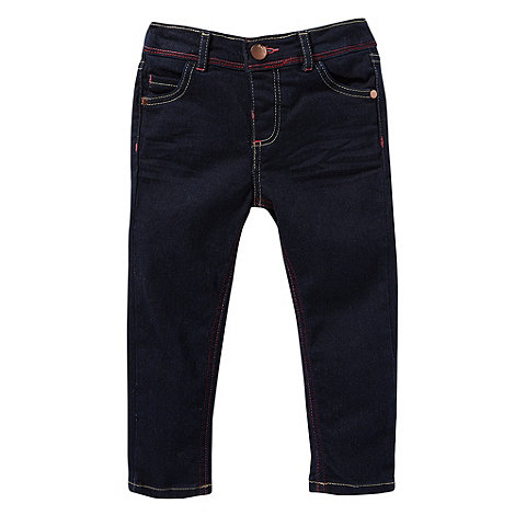 Baker by Ted Baker - Babies dark blue jeans