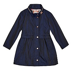 Baker by Ted Baker - Girls' navy mac