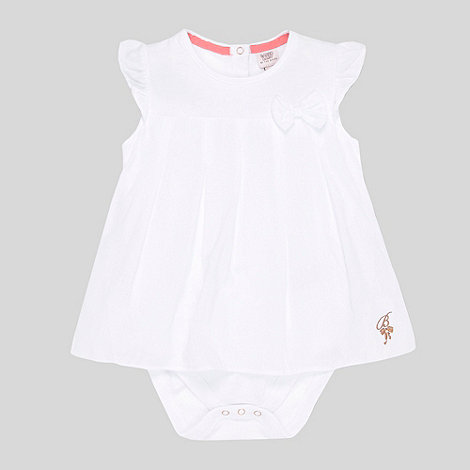 Baker by Ted Baker - Babies white two piece set