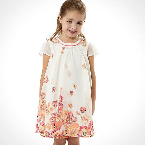 Baker by Ted Baker - Girl+s multi floral dress
