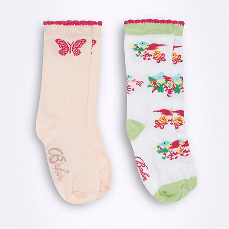 Baker by Ted Baker - baby+s pack of two socks