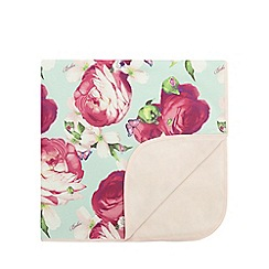 Baker by Ted Baker - Baby girls' floral print blanket