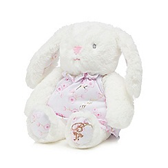 Baker by Ted Baker - White bunny cuddly toy