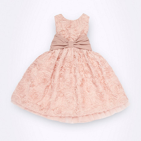 Baker by Ted Baker - Girl's light pink cornelli floral dress
