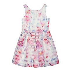 RJR.John Rocha - Girls' multi-coloured floral dress