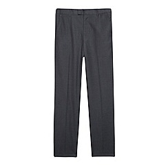 RJR.John Rocha - Boy's grey stab stitch trousers