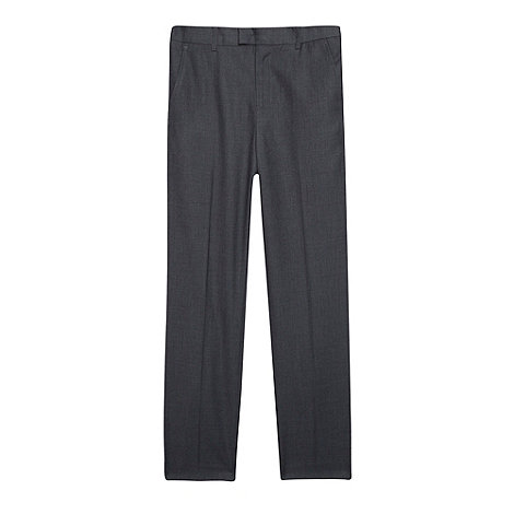 RJR.John Rocha - Boy+s grey stab stitch trousers