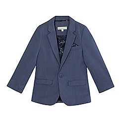 RJR.John Rocha - Boys' blue textured jacket