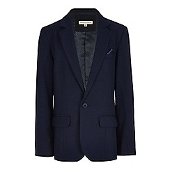 RJR.John Rocha - Designer boy's navy suit jacket