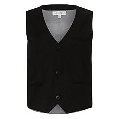 RJR.John Rocha - Designer boy's black waistcoat