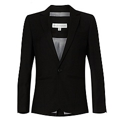 RJR.John Rocha - Designer boy's black jacket