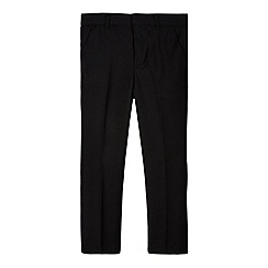 RJR.John Rocha - Designer boy's black slim fit trousers