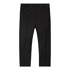 RJR.John Rocha - Designer boy's black generous fit trousers