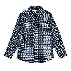 RJR.John Rocha - Boys' patterned long sleeve shirt