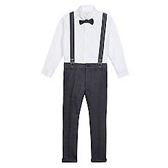 RJR.John Rocha - Boys' button down shirt and trouser set