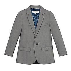 RJR.John Rocha - Boys' grey textured jacket