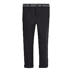 RJR.John Rocha - Boys' grey textured slim fit trousers