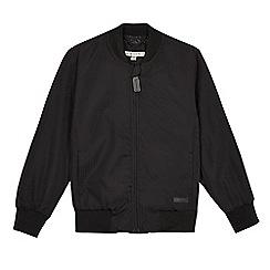 RJR.John Rocha - Boys' black bomber jacket