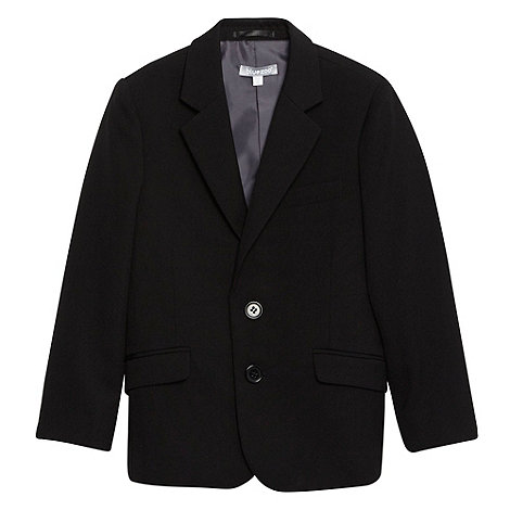 bluezoo - Boy+s black suit jacket