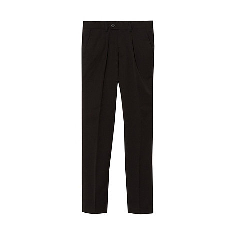 bluezoo - Boy+s black suit trousers