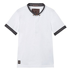 RJR.John Rocha - Boys' white polo shirt