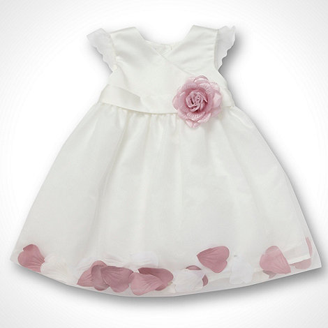 Tigerlily - Baby+s rose petal hem dress