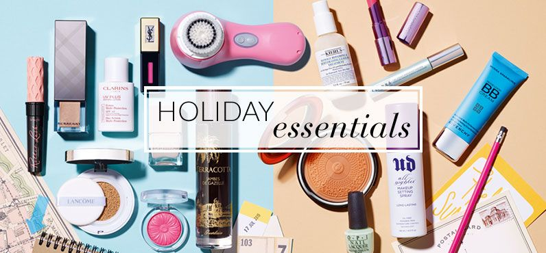 Beauty Holiday Essentials