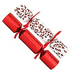 Debenhams - 12 Red Berries Christmas Crackers