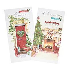 Debenhams - Assorted Christmas cards