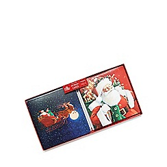 Debenhams - Set of ten Santa charity Christmas cards