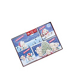Debenhams - Pack of 24 'Forever Friends' charity cards