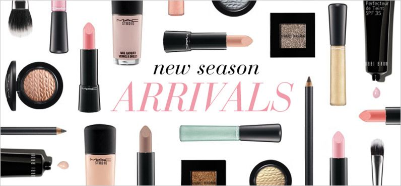 New Season Arrivals Discover the latest in beauty
