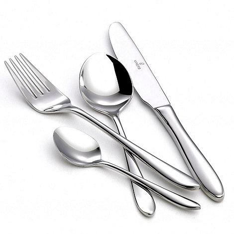 Viners - Stainless steel 24 piece +Eden+ cutlery set