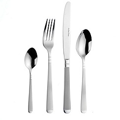 Arthur Price - Thirty piece stainless steel 'Berry' cutlery set