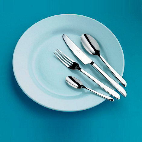 Viners - Stainless steel +Darcy+ twenty four piece cutlery set