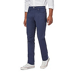 Levi's - Big and tall 511 navy twill jeans