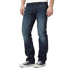 Levi's - 501® blue soul straight leg jeans