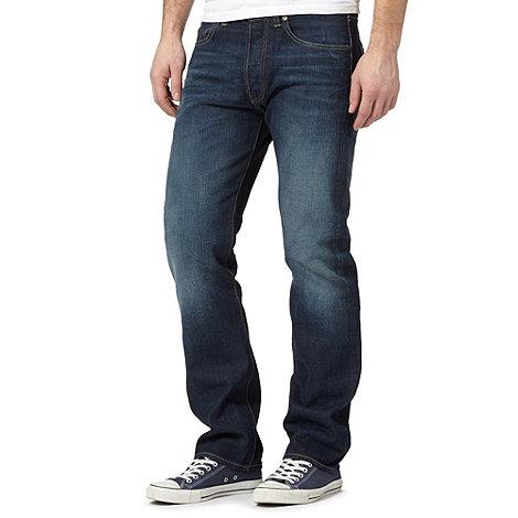 Levi+s - 501® blue soul straight leg jeans