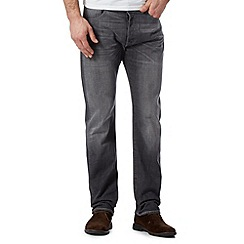 Levi's - 501® moody monday blue straight leg jeans