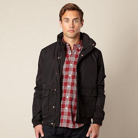 Levi+s - Black wind bomber jacket