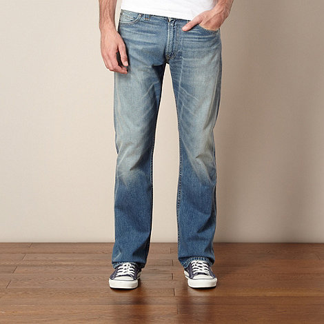 Levi+s - 506&#8482 sky is the limit straight leg jeans